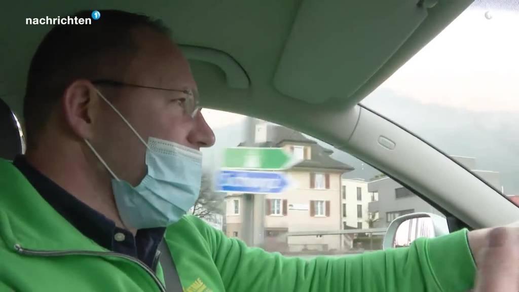 Ex-Schwinger Laimbacher wird Taxiunternehmer