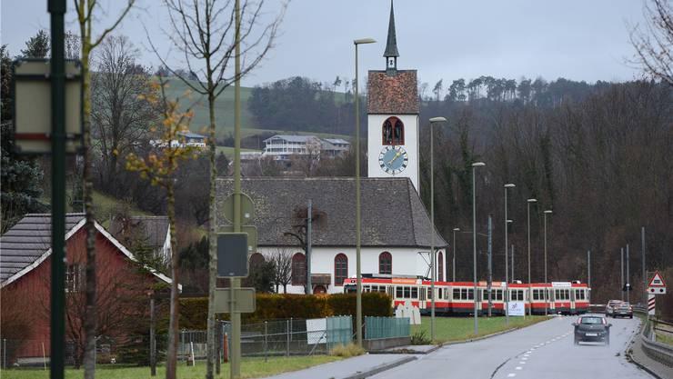 Die Reformierte Kirche Baselland – hier die Kirche in Niederdorf – ist vom BLPK-Loch besonders belastet.