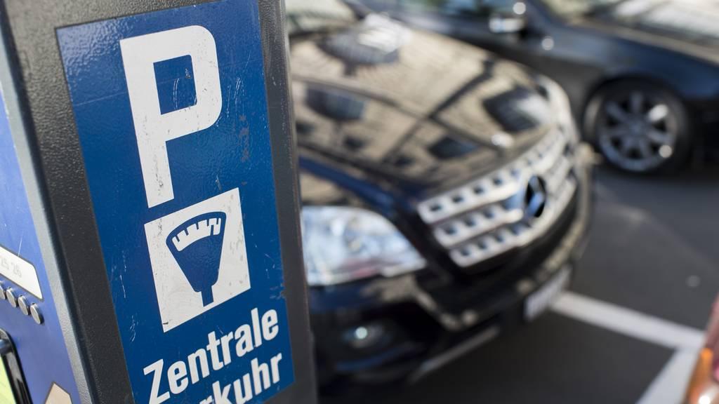 TCS: «Fast jeder zweite Parkplatz könnte verloren gehen»