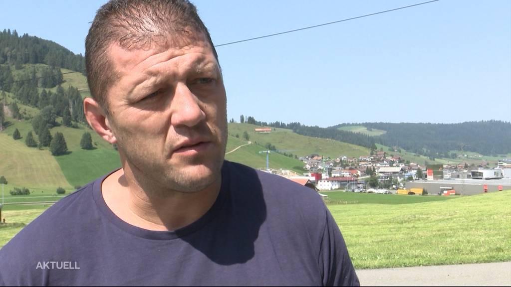 Martin Grab nach positivem Dopingtest gesperrt
