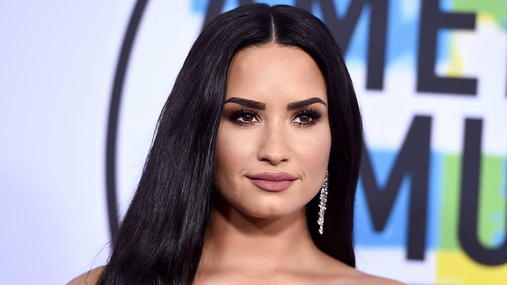 Die amerikanische Sängerin Demi Lovato übt in ihrem jüngsten Song Kritik an US-Präsident Donald Trump. (Archivbild)