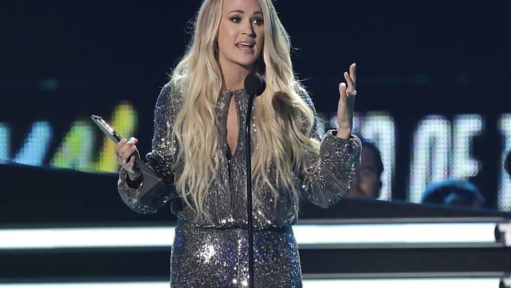 Carrie Underwood hat bei den CMT Music Awards für die besten Country-Musik-Videos einen weiteren Preis gewonnen.