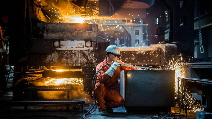 Die italienische Beltrame-Gruppe, Besitzerin von Stahl Gerlafingen, habe langfristige Pläne im Wasseramt. Entlassungen sind trotz Corona keine geplant.