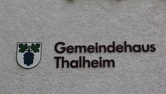 Der Gemeinderat von Thalheim überträgt die Führung der Finanzverwaltung Hans Peter Kurth.