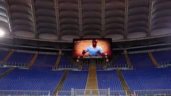 Lazio muss erneut vor leeren Rängen spielen