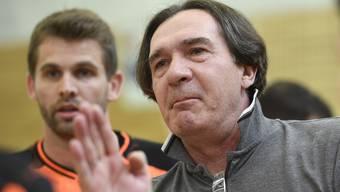 Zoltan Cordas übernimmt in der kommenden Saison beim HC Linz AG.