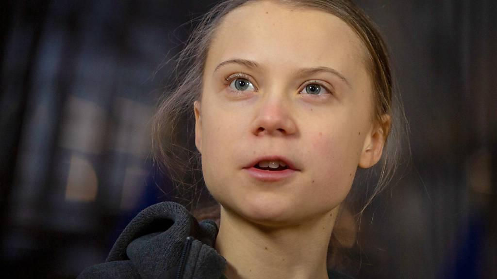 ARCHIV - Die schwedische Klimaktivistin Greta Thunberg. Foto: Virginia Mayo/AP/dpa