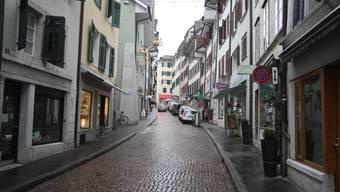 Schaalgasse Solothurn