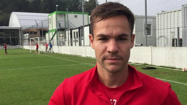 FCA-Stürmer Patrick Rossini spricht über das anstehende Duell mit dem FC Zürich