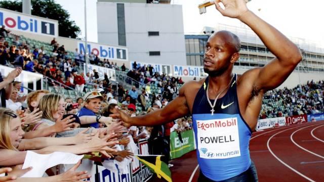 Wird Asafa Powell in Gateshead erstmals in dieser Saison gefordert?