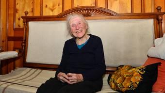 Marcella Maier hat beide olympischen Winterspiele in St. Moritz miterlebt.