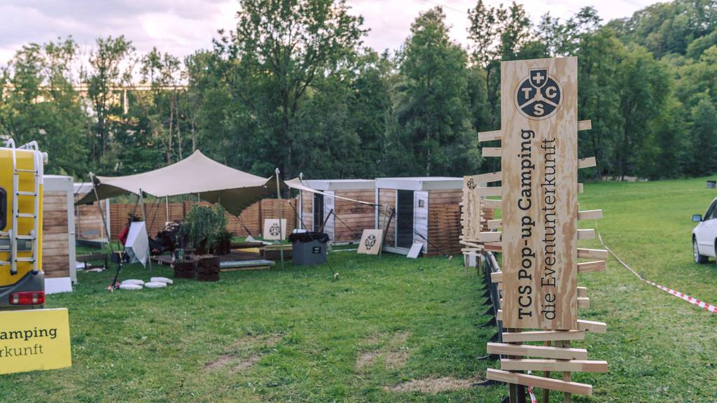 Glamping am SummerDays Festival