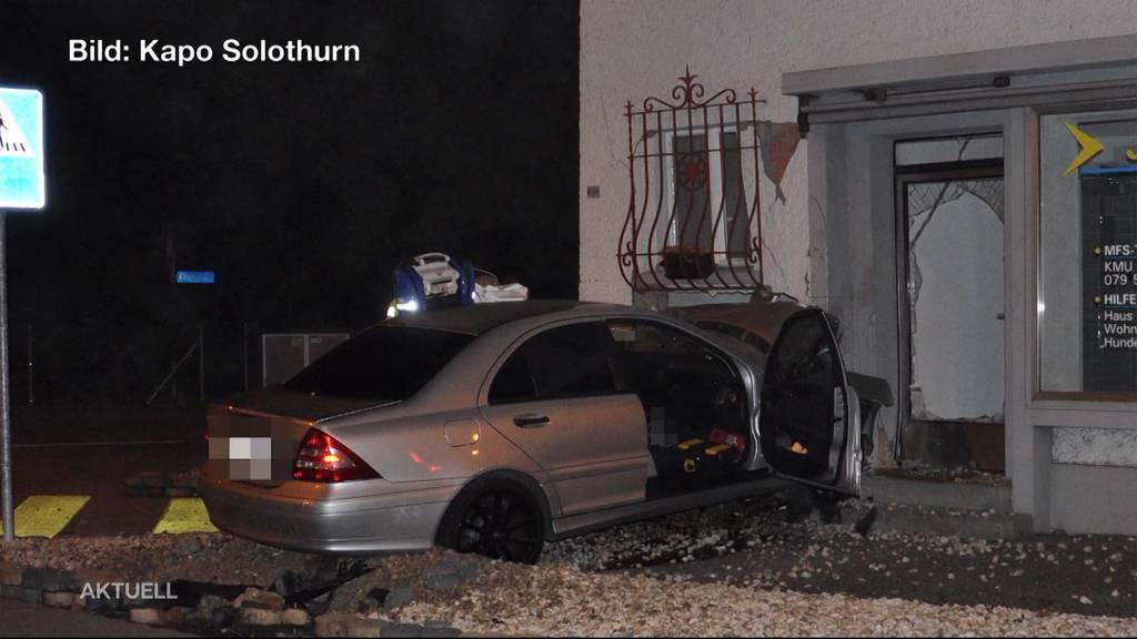 Drama in Derendingen: 29-Jähriger bei Autounfall verstorben