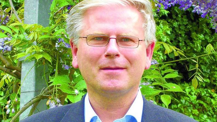 Pater Andrzej Lampkowski: Er hat sich dafür entschieden, ab September in Mümliswil als Pfarr-Administrator zu wirken. (Bild: zvg)