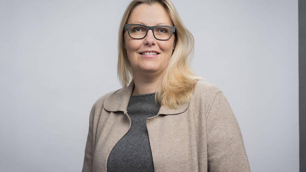 Susanne Thellung wird die neuer CEO der Schwyzer Kantonalbank SZKB.