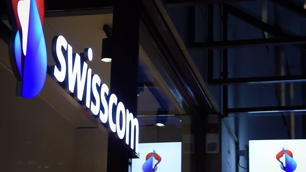 Die Swisscom stösst die Beteiligung an der belgischen Belgacom International Carrier Services (BICS) ab. Für den 22,4%-Anteil erhält die Swisscom vom BICS-Hauptaktionär Proximus 110 Millionen Euro.(Archivbild)