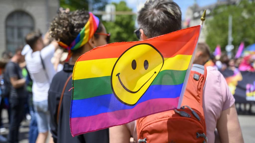«Es gibt immer noch die Diskriminierung von Schwulen und Lesben»