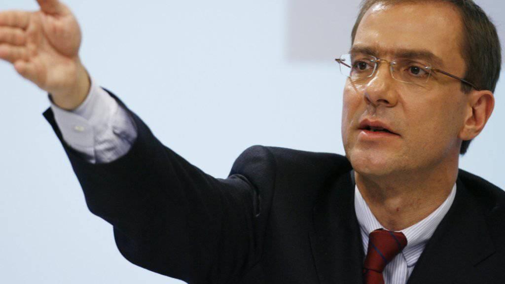 Marcel Rohner weist künftig Warteck den Weg. (Archivbild)
