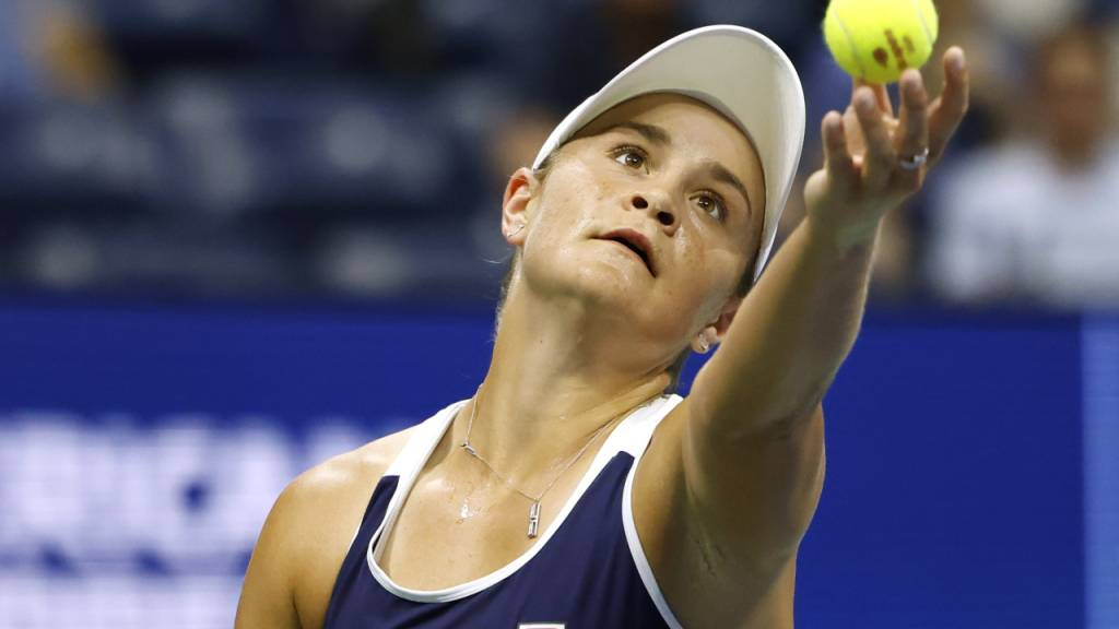 Die Australierin Ashleigh Barty ist wie Aryna Sabalenka, Barbora Krejcikova und Karolina Pliskova schon jetzt für das Saisonfinale qualifiziert