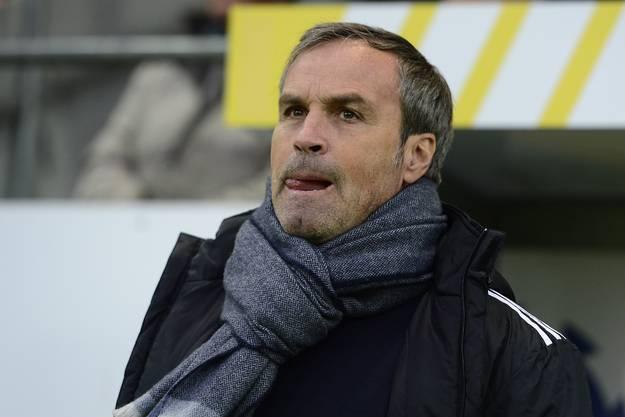 Martin Rueda konnte seinen FC Wohlen nicht zum Sieg coachen.