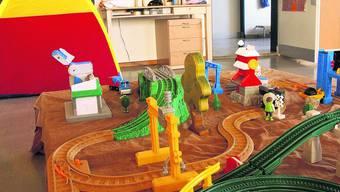 Kindergarten: Hier sollen die Kinder vor allem spielen dürfen – auch wenn der Kindergarten ein Teil der Volksschule wird. AZ