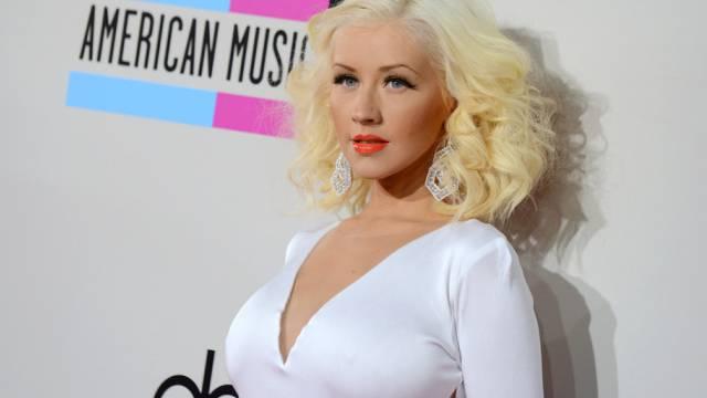Christina Aguilera hat einen Sommerregen geboren (Archiv)