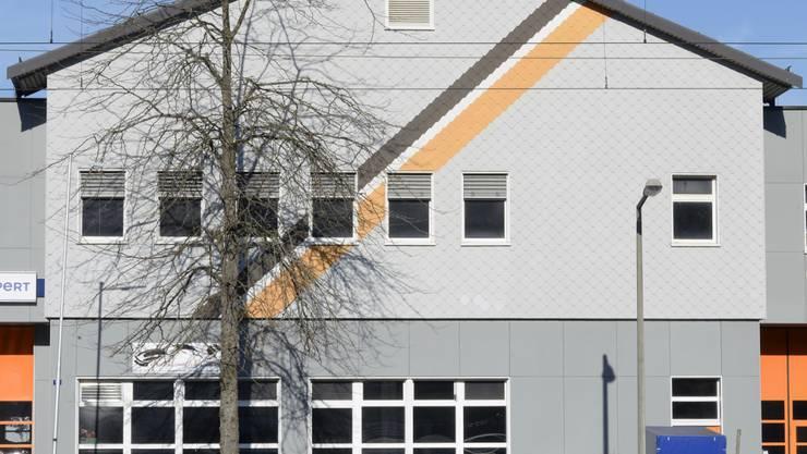 Die An'Nur-Moschee in Winterthur muss ihre Räume voraussichtlich Ende Jahr verlassen. Der Mietvertrag wird nicht verlängert. (Archivbild)