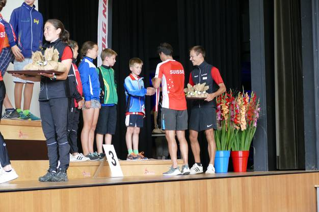 3. Rang für Maxim Bertschi, OLK Wiggertal, H 10