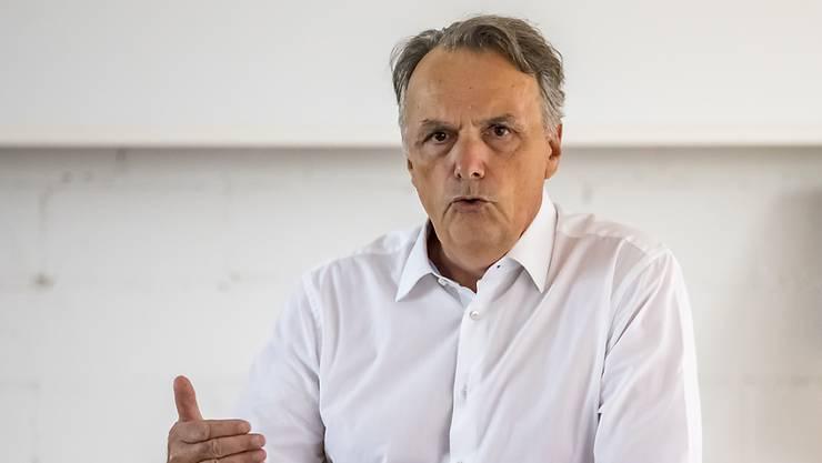Laut Mario Gattiker hätte ein Nein zum Waffenrecht weitreichende Folgen für die Schweiz. (Archiv)