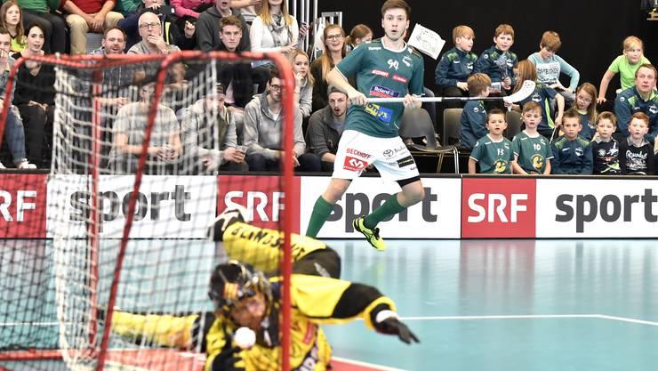 Rollt der Ball auch in Spiel vier wieder für den SVWE dann ist die Halbfinal-.Serie bereits zu Ende, ansonsten gibt es am Sonntag Spiel 5 in Kirchberg.