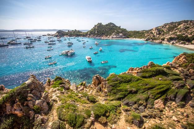 Auch Sardinien steht hoch im Kurs