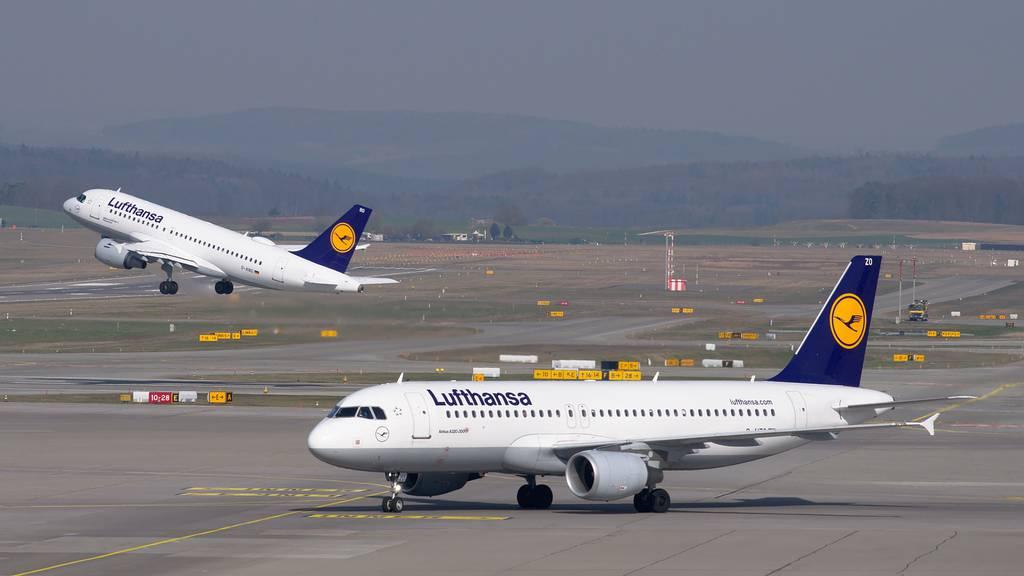 Lufthansa streicht noch mehr Flüge
