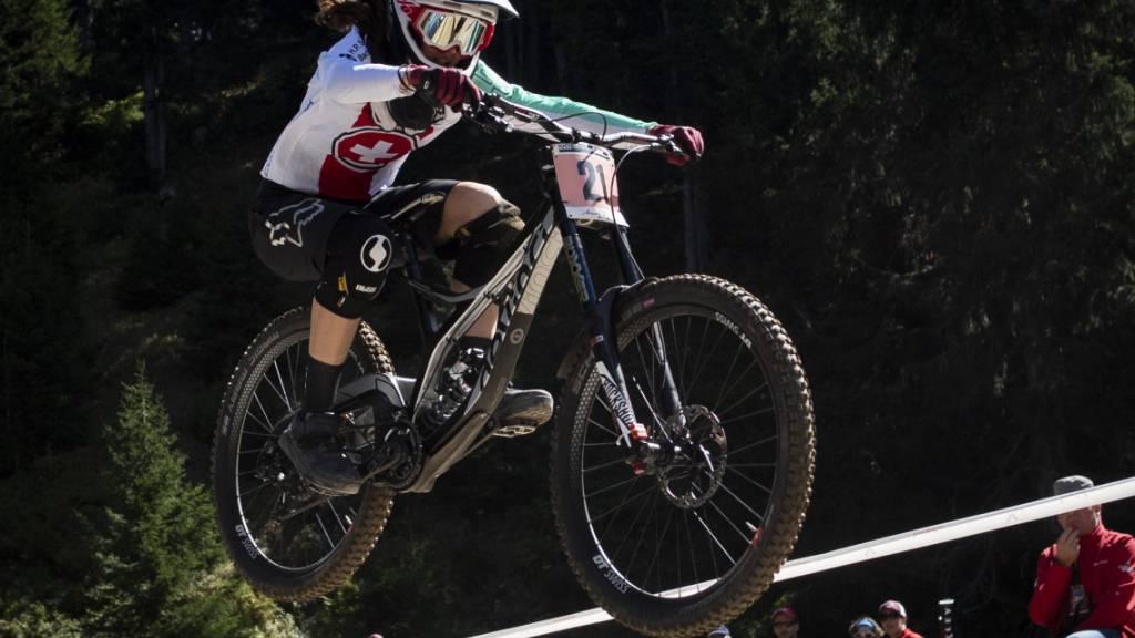 Camille Balanche fährt in die Top Ten