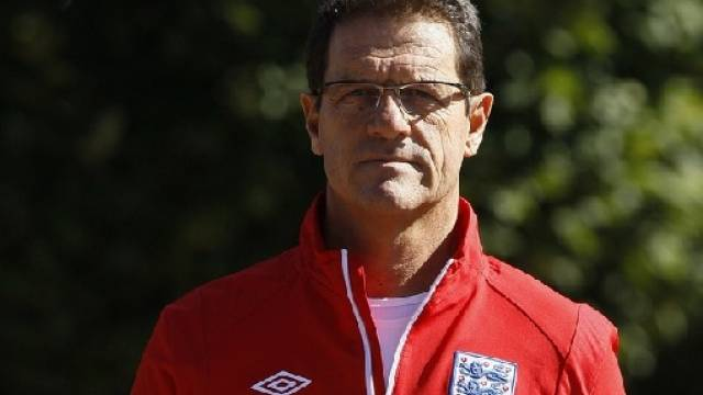Nach der WM noch mehr unter Druck: Englands Coach Fabio Capello