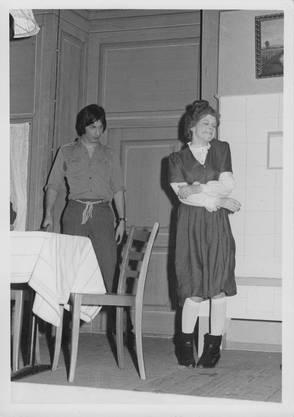 1972 Romy in 'Schlau muess mer sy'