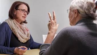 Altersarmut ist mehr als bloss ein Schreckgespenst: Der Anteil der 50- bis 65-jährigen Sozialhilfebezüger ist in den letzten Jahren überproportional gestiegen. (Archivbild)