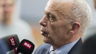 """""""Vieles ist Mainstream"""": der Schweizer Bundespräsident Ueli Maurer (SVP). (Archivbild)"""