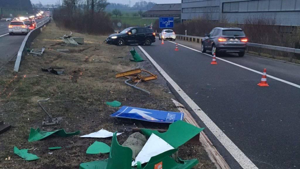 Unfall Cham Heute