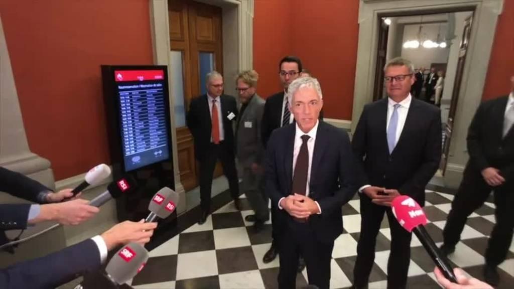 Bundesanwalt Lauber bietet Rücktritt an
