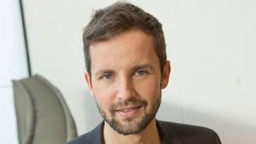 Philipp von Arx, Meisterflorist aus Olten