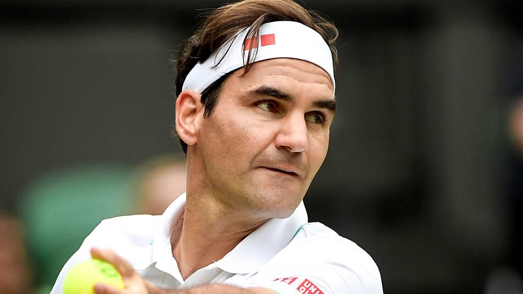 Erfolgreiche Auktion mit Federers Ausrüstung