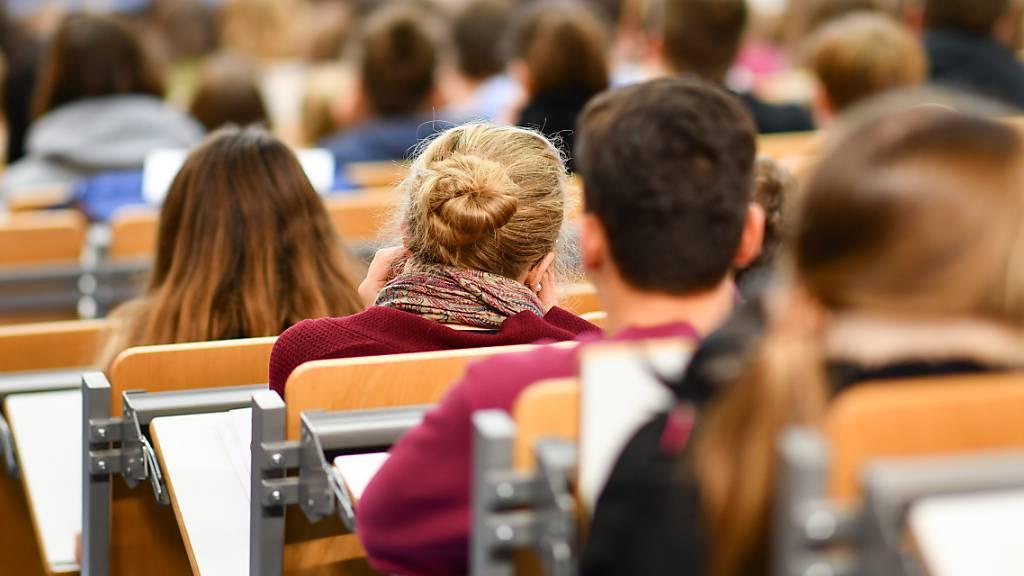 ARCHIV - Erasmus gilt bei den Studenten als eines der beliebtesten EU-Programme. Foto: Uwe Anspach/dpa