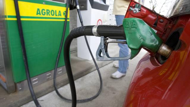 Fenaco macht im Treibstoffgeschäft weniger Umsatz (Archiv)