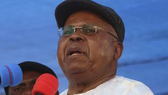 84-jährig verstorben: Kongos Oppositionspolitiker Étienne Tshisekedi. (Archivbild)