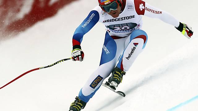 Didier Cuche muss sich in Chamonix gedulden