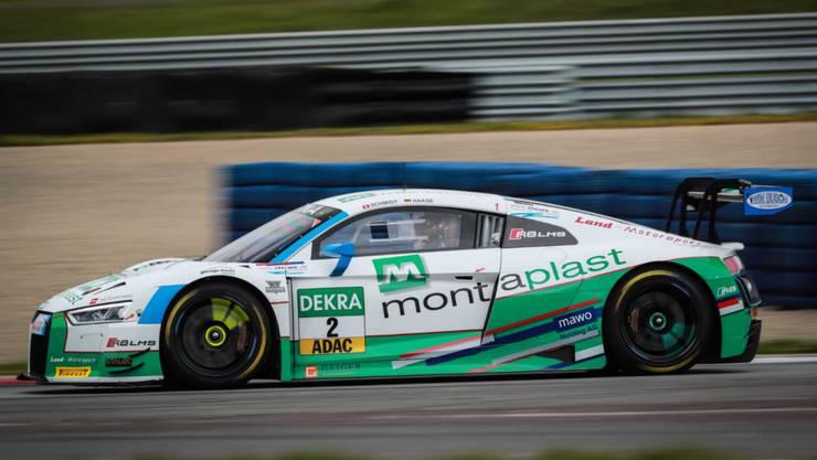 Jeffrey Schmidt fährt nun im ADAC GT Masters.