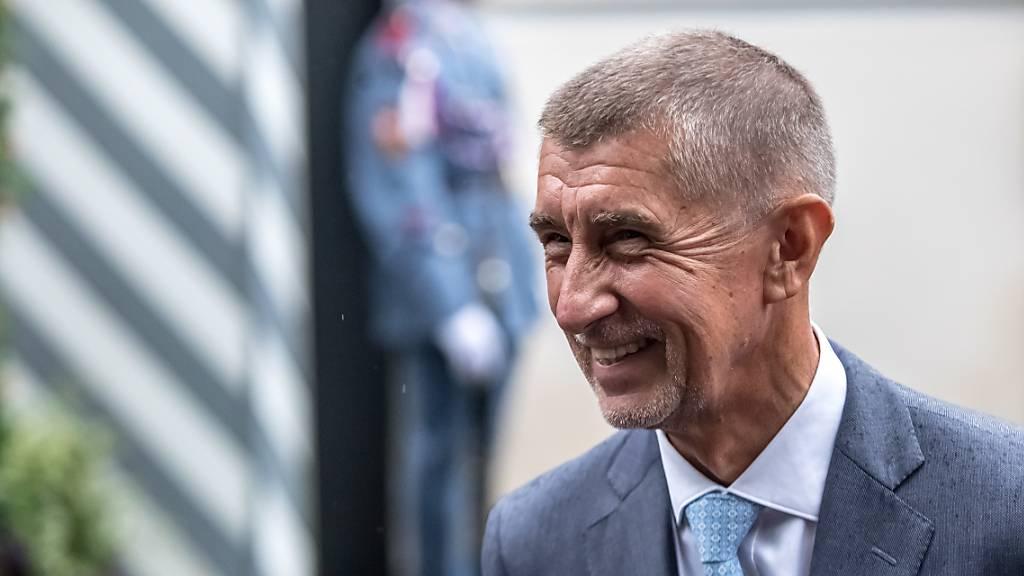 Verfahren gegen tschechischen Ministerpräsidenten eingestellt
