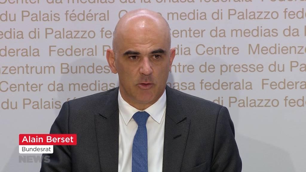 Von 100 auf 400 Millionen Franken: Bundesrat erhöht Corona-Impfstoff Budget