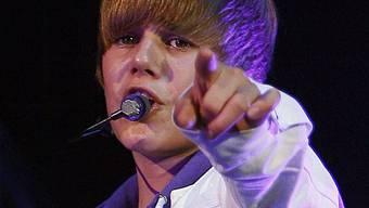 Justin Bieber schlägt zurück (Archiv)