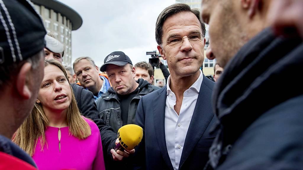 Niederlande verordnen Tempo 100 im Kampf gegen Stickoxide